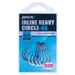 Konks BKK Inline Heavy Circle Ultra-Antirust nr.10/0