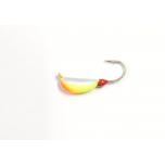 Kirptirk K.P volfram 5mm UV banan 1,6g 1tk värv: 004