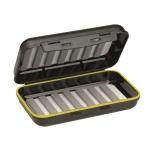 Karp KINETIC Champer Fly Box 13,6x8,6x3,6cm M Black