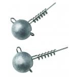Jigipea KINETIC Screw In 12g Zinc 4pcs