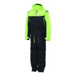 Ujuv kombe KINETIC Guardian Flotation Suit L Black/Lime