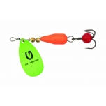 Pöörlev KINETIC Droopy 6g Green/Orange