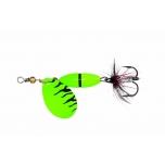 Pöörlev KINETIC Fizz 7g Green/Black Ribbon