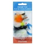 Putukad KINETIC Put N´ Take Flies 2 5tk/pk