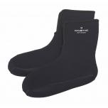 KINETIC Neopreen sokk L Black