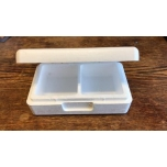 Karp MERMAID kandiline 2-kambriga elussöödale peno 140x80x45mm