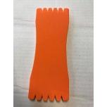 Rakenduse alus MERMAID oranz EVA 175x70x100mm