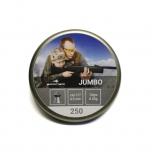 Õhkrelva kuulid BORNER Jumbo cal 4,5mm 0,65g 250 tk