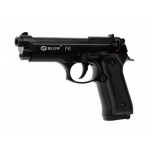 Stardipüstol BLOW i4 F92 must 9mm, top fire