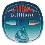 Tamiil STREAM Brilliant 100m 0,185mm 4,0kg