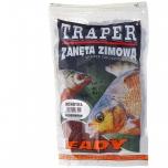 Прикормка TRAPER talvine niisutatud Sääsevastne 0,75kg 00133