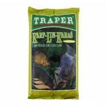Peibutussööt TRAPER heleroheline Karp-Linask-Koger 1kg 00055
