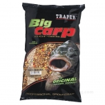 Peibutussööt TRAPER Big Carp 1kg Maasikas 00087