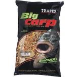 Peibutussööt TRAPER Big Carp 2,5kg Maasikas 00092