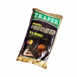 Прикормка TRAPER Feeder series Turbo 1kg 00102