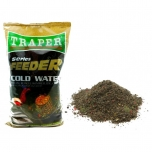 Прикормка TRAPER Feeder series Cold Water 1kg 00149