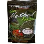 Pellet TRAPER Method Feeder 4mm Roheline Martsipan 500g 04238