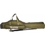 Ridvakott TRAPER Select I 2-kambriga 130cm 39119