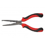Tangid TRAPER Multifunctional 17,5cm must/punane 75108