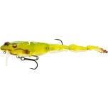 Voobler WESTIN Freddy the Frog Wakebait 6cm/13cm 18g Floating Green Transparent Frog