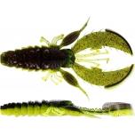 Võdik WESTIN CreCraw Creaturebait 8,5cm 7g Black/Chartreuse 5tk/pk