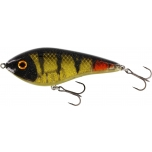 WESTIN Swim Glidebait 10cm 31g Low Floating 3D Oliveoil Perch