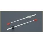 Nooguti MERMAID S-LS41 lavsaan 100mm, 0,4-0,8g silikon kinnitus (25tk/pk)