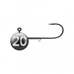 Jigipea BKK Round 20g-2/0 20tk