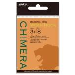 Offset konks BKK Chimera Super Slide teflon nr.1