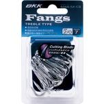 Kolmik BKK Fangs Bright Tin nr.3/0