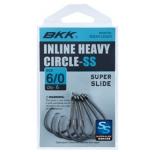 Konks BKK Inline Heavy Circle Super Slide teflon nr.10/0