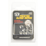 Pärlid K.P Baits-Crystal  6mm/10tk