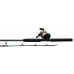 Spinningu komplekt KINETIC Devil fish Boat 6´ 1,8m 20-30lbs kuni 400g 2pcs DF30