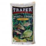 Прикормка TRAPER talvine kuiv Latikas 0,75kg 00020