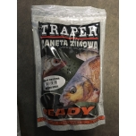 Прикормка TRAPER talvine niisutatud Bloodmeal 0,75g 00216