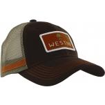 WESTIN Westin Hillbilly Trucker Cap One Size Grizzly Brown