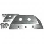 Jääpuuri terad NERO 130mm hammastega 1003-130